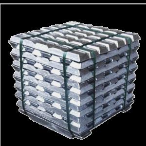 чушка алюминиевая